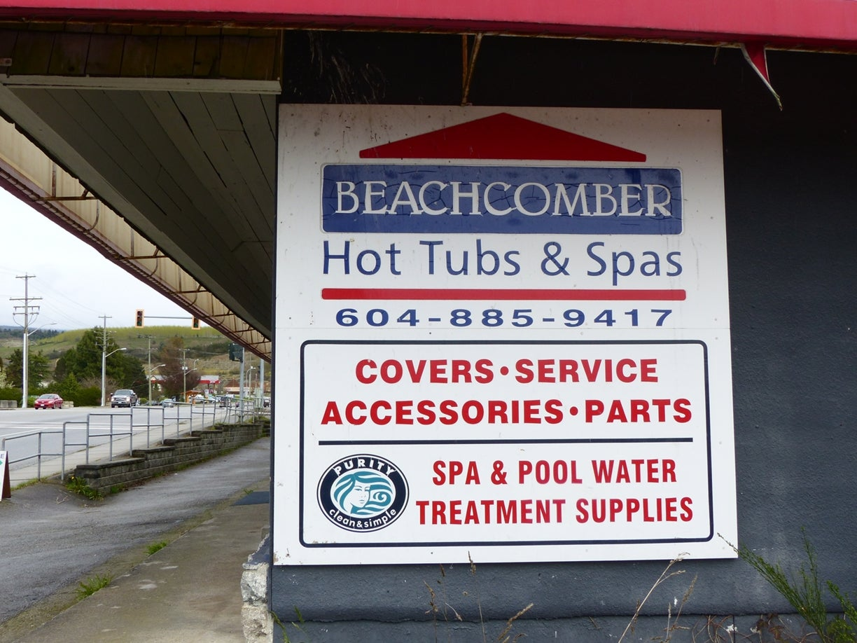 Beachcomber Hottub and Spa - Sechelt District COMM for sale(C8005027) #1