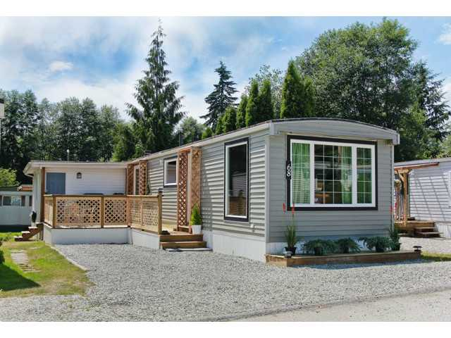 # 68 1413 SUNSHINE COAST HY - Gibsons & Area Manufactured for sale, 3 Bedrooms (V1013866) #9
