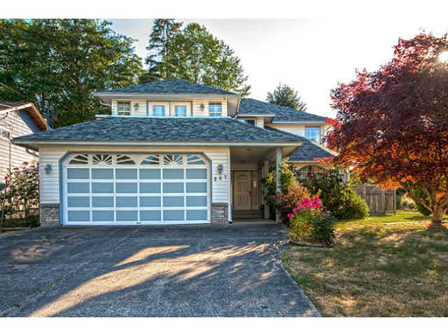 347 BURNS ROAD - Gibsons & Area House/Single Family for sale, 4 Bedrooms (V1130073) #1