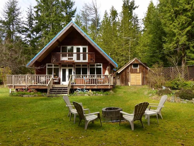 3186 HANSEN ROAD - Roberts Creek House with Acreage for sale, 3 Bedrooms (R2049665) #10