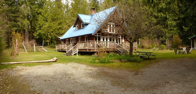 3186 HANSEN ROAD - Roberts Creek House with Acreage for sale, 3 Bedrooms (R2049665) #17