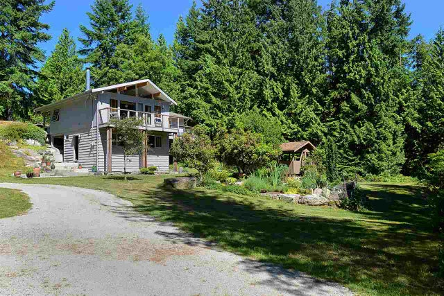 3194 HANSEN ROAD - Roberts Creek House with Acreage for sale, 3 Bedrooms (R2181582) #2