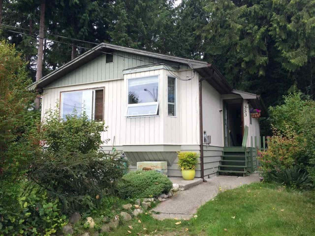 353 GLASSFORD ROAD - Gibsons & Area House/Single Family for sale, 1 Bedroom (R2203154) #1