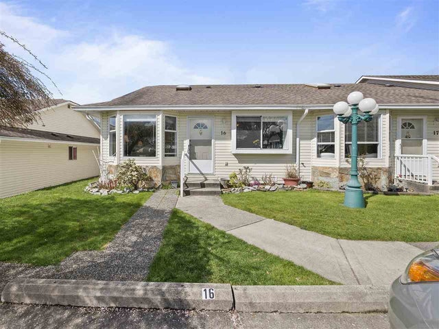 16 767 NORTH ROAD - Gibsons & Area Townhouse for sale, 2 Bedrooms (R2254671) #1