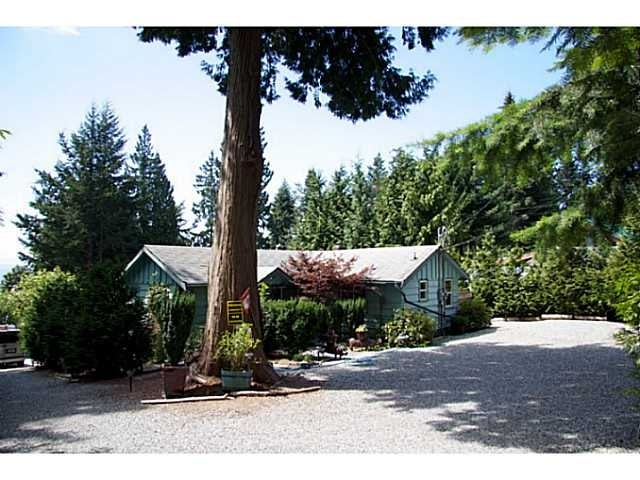 1403 Gower Point Road - Gibsons & Area House/Single Family for sale, 2 Bedrooms (V1055729) #1