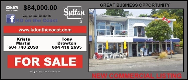 TRUFFLES COFFEE SHOP - Gibsons & Area COMM for sale(V4036739) #1